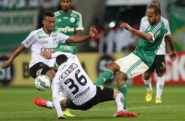 Assistir Figueirense x Palmeiras AO VIVO 16/10/2016