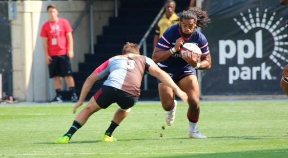 Reprodução/Facebook Oficial USA Rugby