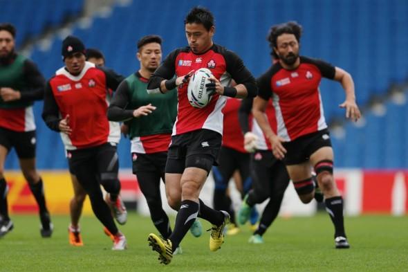 Reprodução/Site Oficial Rugby Japan