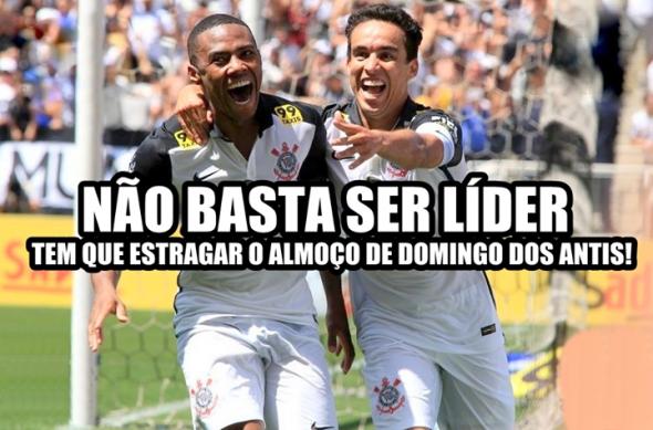 Reprodução/A Grande Familia! Corinthians
