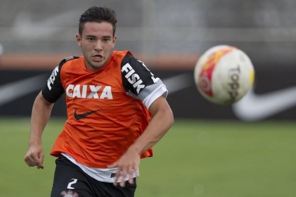Giovanni deve disputar o Carioca pelo Tigres (Foto: Divulgação/Corinthians)