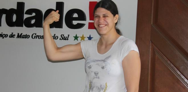 A luta de Camila: uma vitória na vida