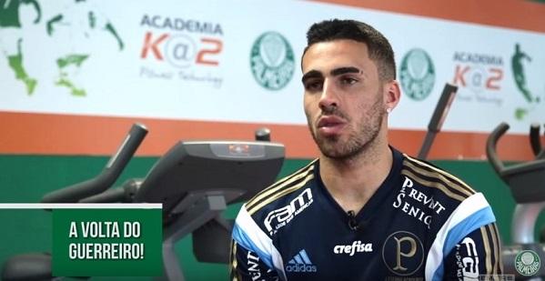 Palmeiras melhora com reforços, vence Libertad e vai para final — Copa Antel