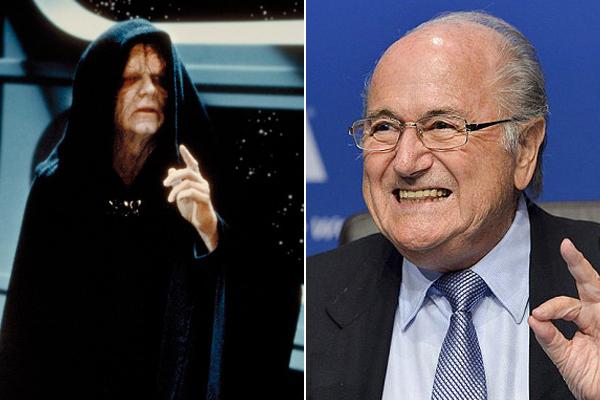 Palpatine Blatter