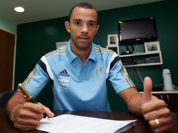Roger Carvalho - Palmeiras