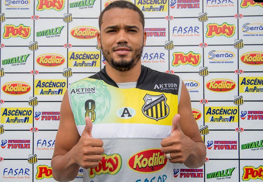 Wiliam Lima/Grêmio Novorizontino