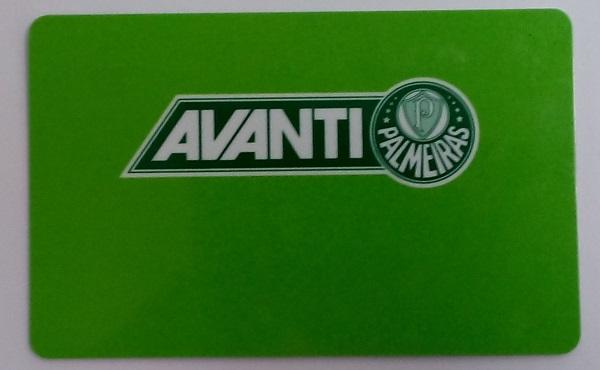 f529863cc9 Palmeiras  site do programa Avanti congestiona e cai após título da Copa do  Brasil