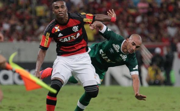 Luiz Antônio (volante) - emprestado pelo Fla ao Bahia. Foto: Gilvan de Souza / Divulgação