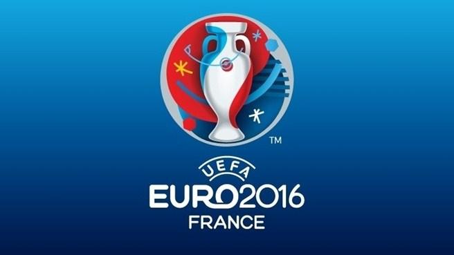 Logotipo da Eurocopa 2016