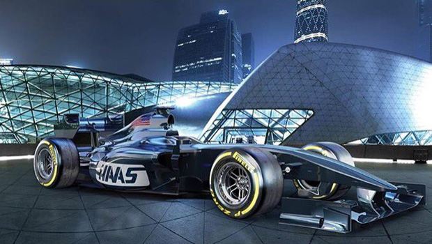 Piloto da Nascar divulga possível pintura do carro da Haas…