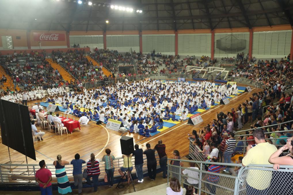 Judô ribeirão-pretano seleciona judocas para os Jogos Regionais e Abertos