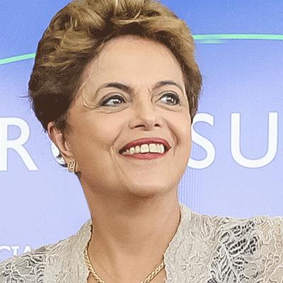 Reprodução/ Facebook oficial Dilma Rousseff