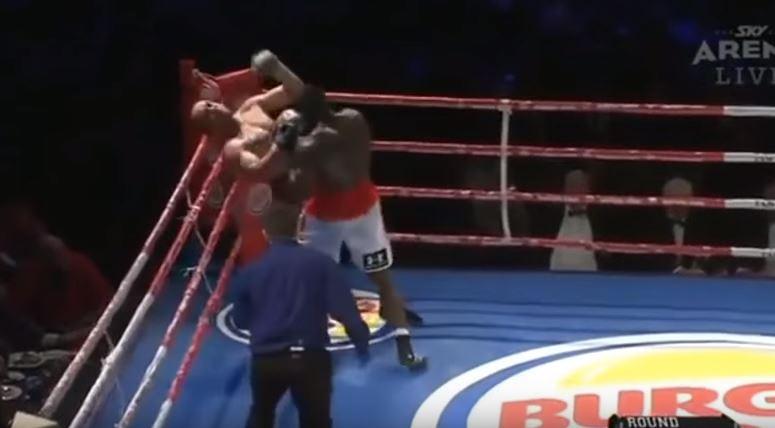 Haja sangue! Confira os nocautes mais incríveis no boxe em…