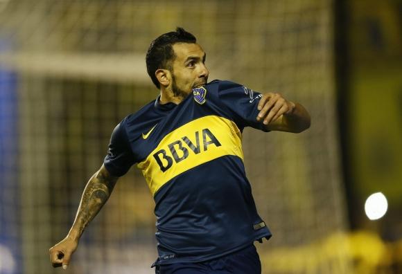 Nacional x Boca Juniors