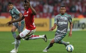 Gabriel Jesus, atacante revelado nas categorias de base do Palmeiras (Foto: Facebook Gabriel Jesus/ Divulgação)