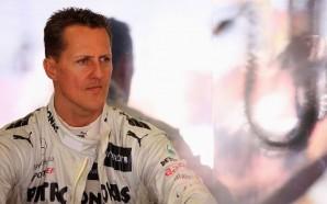 Michael Schumacher se acidentou enquanto esquiava, lesionando a cabeça. (Foto: Getty Images)