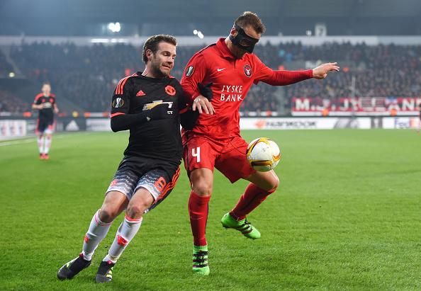 Manchester United x Midtjylland