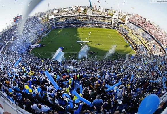 Crédito da foto: Boca Juniors/Site Oficial