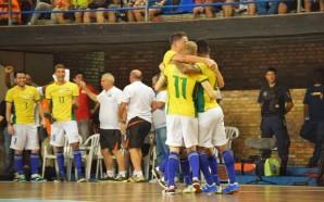 No sufoco, Brasil vence Paraguai e já enfrentam o Equador…