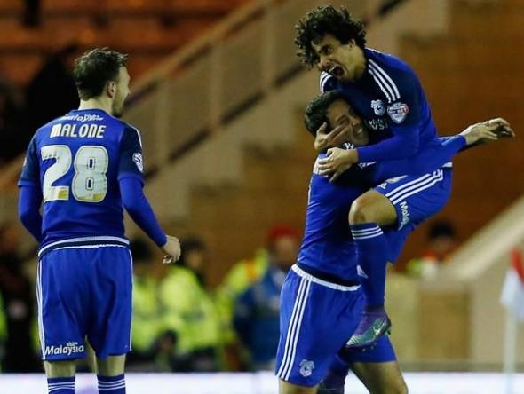 Fabio - Crédito da foto: Reprodução/site oficial do Cardiff City