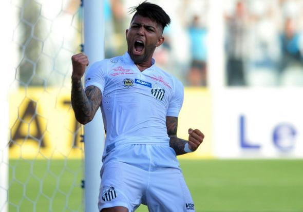 Gabigol (BRA) - Foto: Ivan Storti/ Santos FC