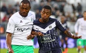 Malcom marca o primeiro gol com a camisa do Bordeaux;…