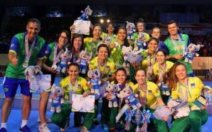 Catarinense será o Preparador Físico da Seleção Brasileira Feminina de…
