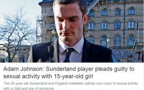 Jogador inglês se assume culpado por crime sexual envolvendo menor
