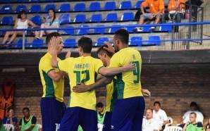 Brasil faz 14 a 0 no Equador e garante vaga…
