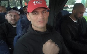 Estreia do UFC na Croácia terá Junior Cigano na principal…