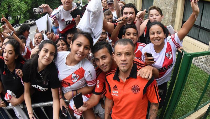 Divulgação/River Plate