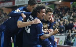Real Madrid vence com golaço de Modric no final do…
