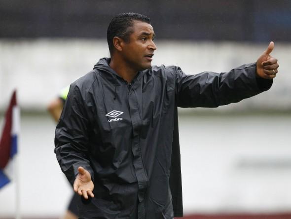 Roger Carvalho - Grêmio. (Foto: Lucas Uebel)
