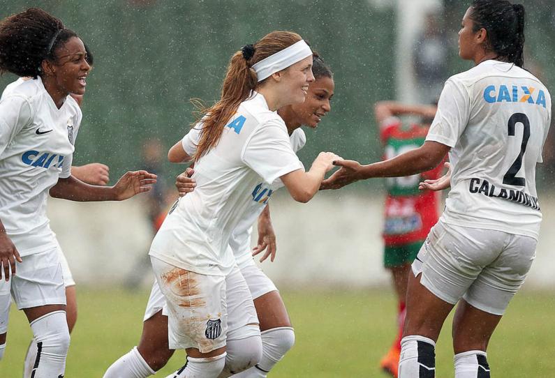 Futebol Feminino: Santos recebe o Tiradentes na Vila Belmiro; saiba…