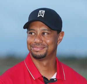 Getty Images - Tiger Woods é mais um que não conseguiu o índice esperado para vir ao Rio de Janeiro
