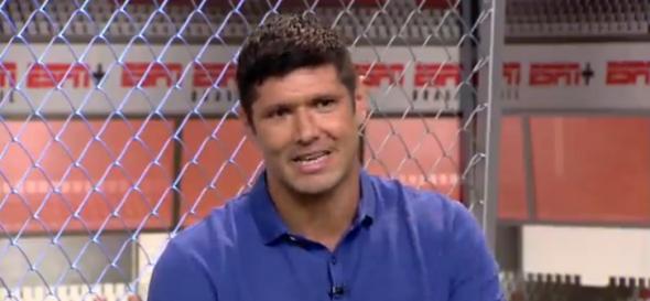 Fabio Luciano é um nome comentado na Gávea - Foto: Reprodução/ESPN