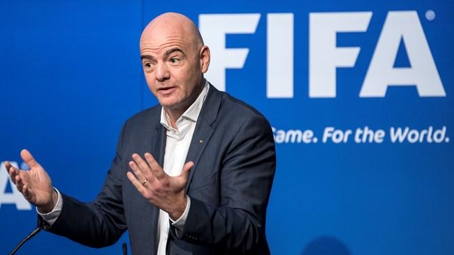 FIFA anuncia teste de quarta substituição