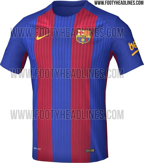 FootyHeadlines Barcelona