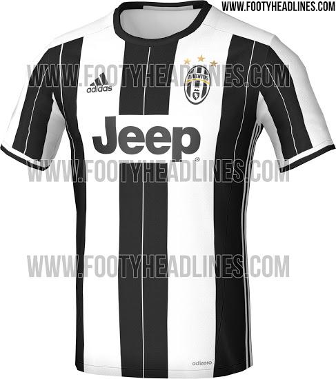 FootyHeadlines Juventus