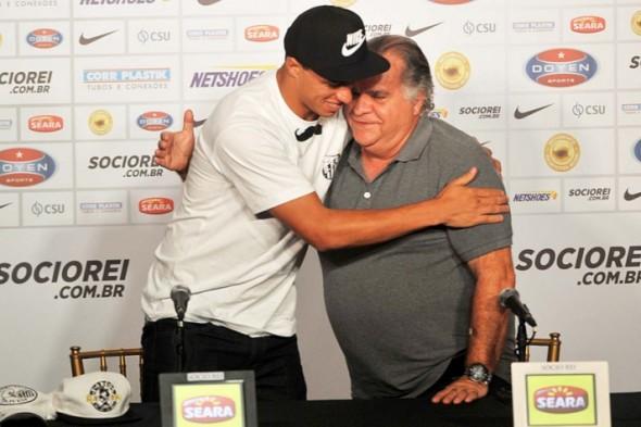 Foto: Ivan Storti/Santos FC