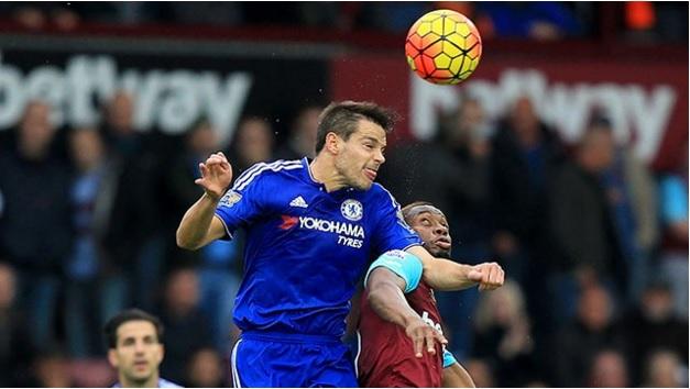 Resultado de imagem para West Ham x Chelsea 2016 torcida