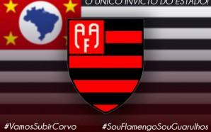 Reprodução/Facebook Oficial Flamengo-SP