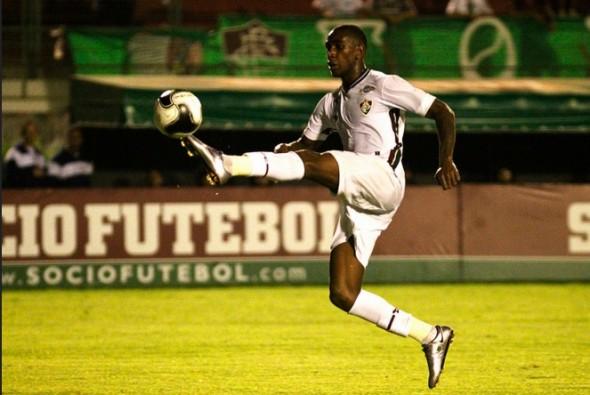 Gerson na época do Flu - Foto: Nelson Perez/ Fluminense F.C