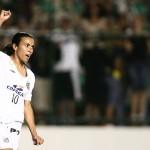 Santos e Cresspom (DF) jogam pela Copa do Brasil de Futebol Feminino