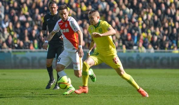 Adryan atuando pelo Nantes - Foto: FC Nantes / A.D.