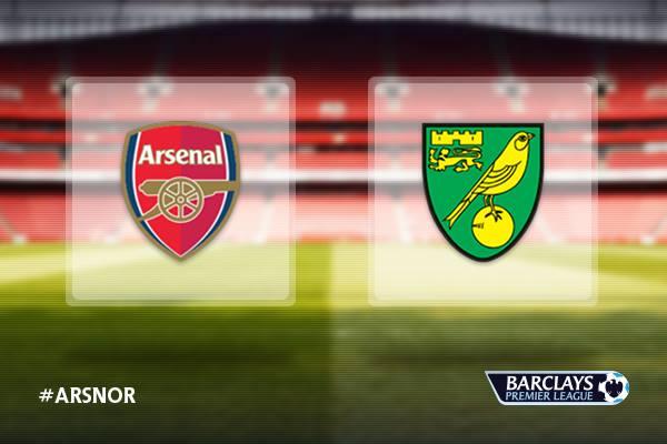 Arsenal x Norwich: Saiba como assistir ao jogo ao vivo na tv