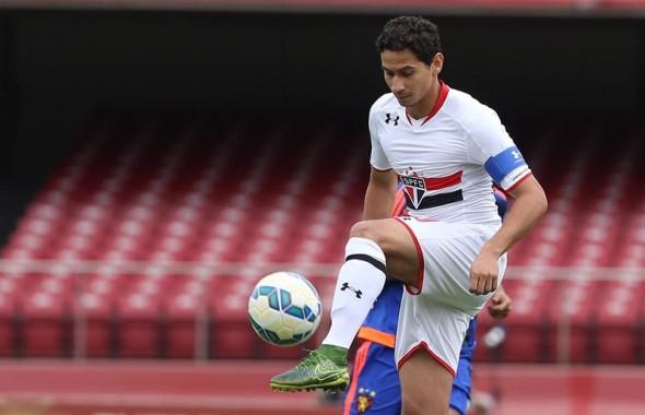 Paulo Henrique Ganso (BRA) - Rubens Chiri / saopaulofc.net