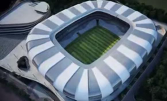 Futura Arena do Atlético-MG