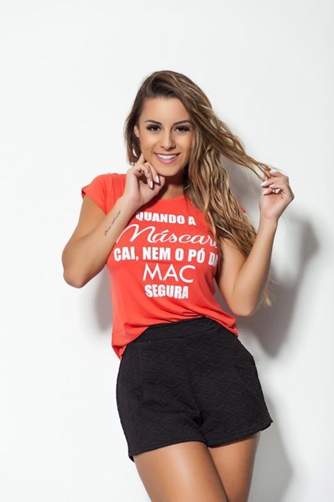 Aricia Silva - Foto: Divulgacao / MF Models Assessoria