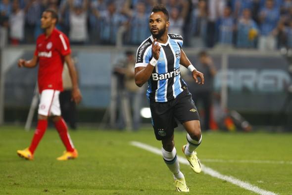 Fernandinho no Grêmio - Foto: Divulgação/Grêmio